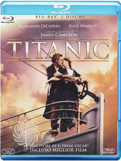 Titanic - Blu-Ray - thumb - MediaWorld.it