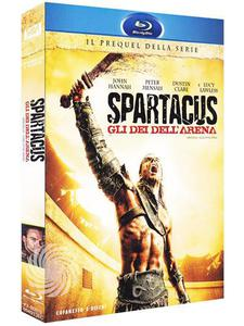 Spartacus - Gli dei dell'arena - Blu-Ray - thumb - MediaWorld.it
