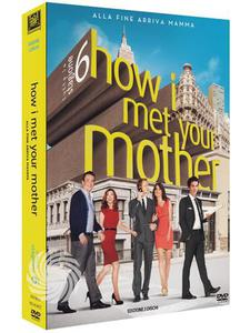 How I met your mother - DVD - Stagione 6 - thumb - MediaWorld.it
