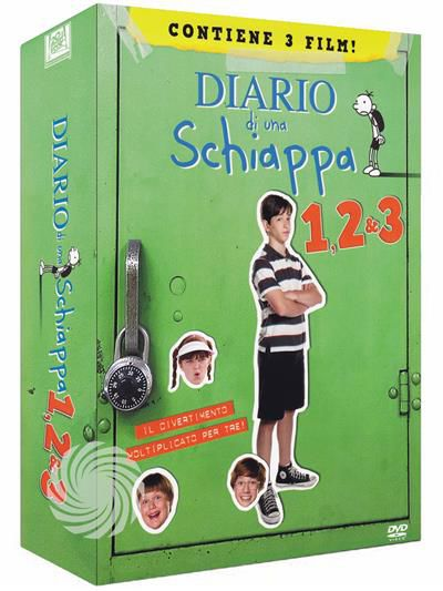 Diario di una schiappa 1, 2 & 3 - DVD - thumb - MediaWorld.it