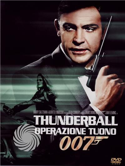 007 - Thunderball - Operazione tuono - DVD - thumb - MediaWorld.it