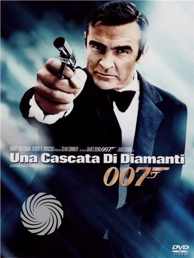 007 - Una cascata di diamanti - DVD - thumb - MediaWorld.it