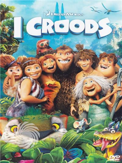 I Croods - DVD - thumb - MediaWorld.it