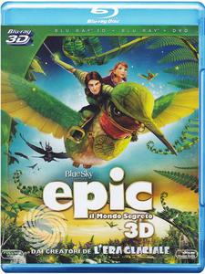 Epic - Il mondo segreto - Blu-Ray  3D - thumb - MediaWorld.it