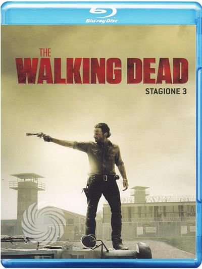 The walking dead - Blu-Ray - Stagione 3 - thumb - MediaWorld.it