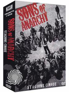 Sons of anarchy - DVD - Stagione 5 - MediaWorld.it