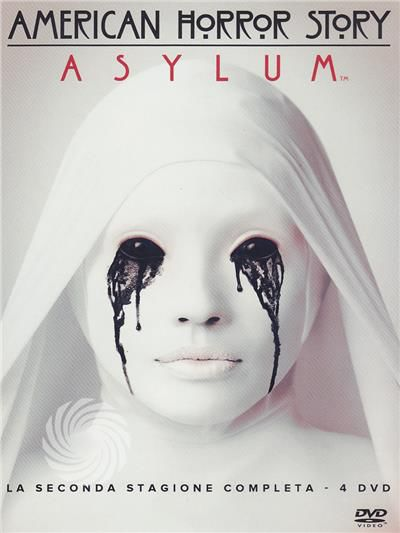 American Horror Story - Asylum - DVD - Stagione 2 - thumb - MediaWorld.it