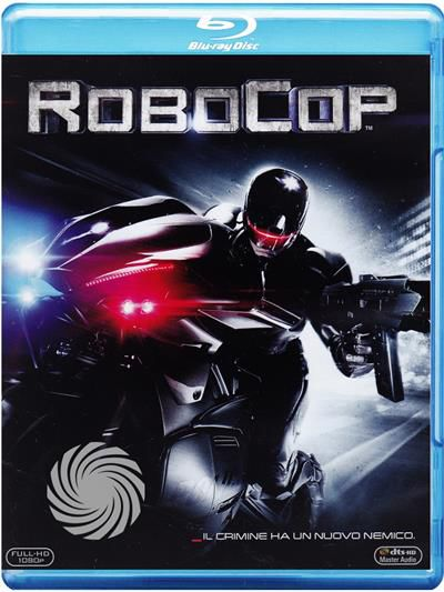 Robocop - Blu-Ray - thumb - MediaWorld.it