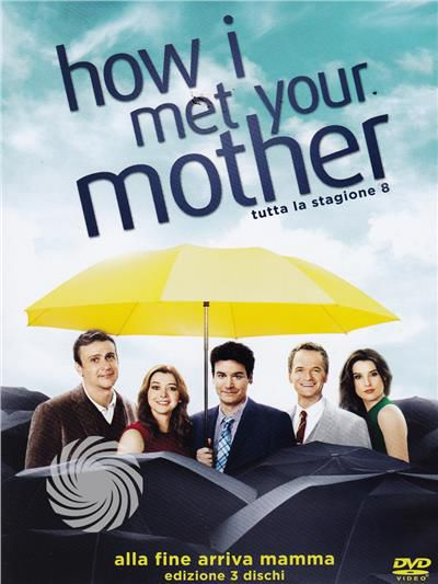 How I met your mother - DVD - Stagione 8 - thumb - MediaWorld.it