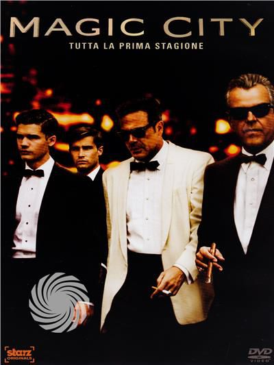 Magic city - DVD - Stagione 1 - thumb - MediaWorld.it