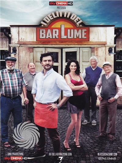 I delitti del Bar Lume - DVD - Stagione 1 - thumb - MediaWorld.it
