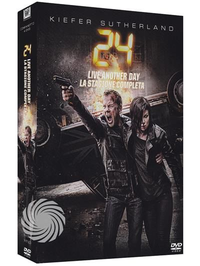 24 - Live another day - DVD - thumb - MediaWorld.it