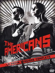 The americans - DVD - Stagione 1 - thumb - MediaWorld.it