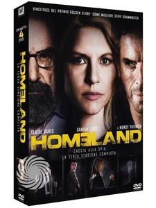 Homeland - DVD - Stagione 3 - thumb - MediaWorld.it