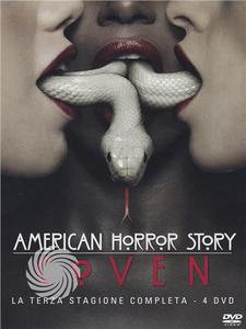 American Horror Story - Coven - DVD - Stagione 3 - thumb - MediaWorld.it