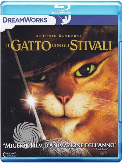 Il gatto con gli stivali - Blu-Ray - thumb - MediaWorld.it