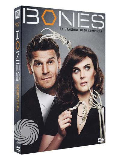 Bones - DVD - Stagione 8 - thumb - MediaWorld.it