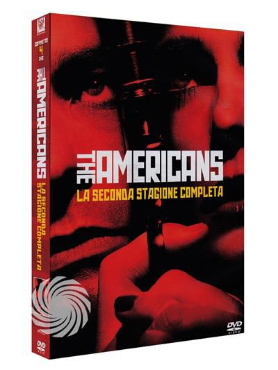 The americans - DVD - Stagione 2 - thumb - MediaWorld.it