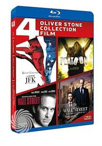 4 GRANDI FILM - OLIVER STONE COLLECTION - Blu-Ray - thumb - MediaWorld.it
