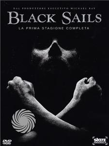 Black sails - DVD - Stagione 1 - thumb - MediaWorld.it