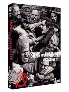 Sons of anarchy - DVD - Stagione 6 - thumb - MediaWorld.it