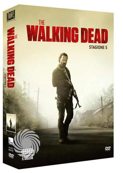 The walking dead - DVD - Stagione 5 - thumb - MediaWorld.it