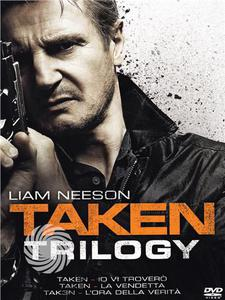 Taken - Trilogy - DVD - thumb - MediaWorld.it