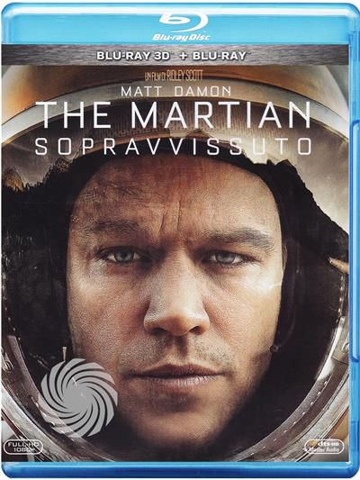 Sopravvissuto - The martian - Blu-Ray  3D - thumb - MediaWorld.it