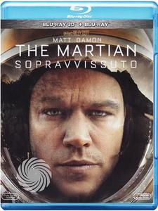 Sopravvissuto - The martian - Blu-Ray  3D - MediaWorld.it
