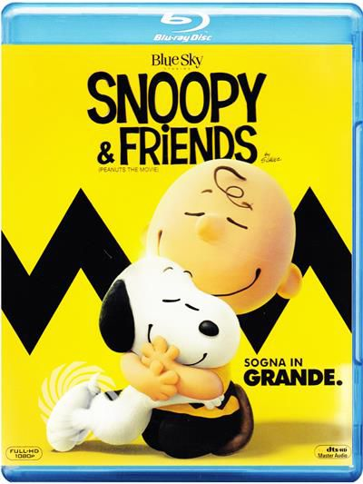 Snoopy & friends - Blu-Ray - thumb - MediaWorld.it