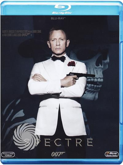 007 Spectre - Blu-Ray - thumb - MediaWorld.it
