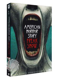 American Horror Story - Coven - DVD - Stagione 4 - thumb - MediaWorld.it