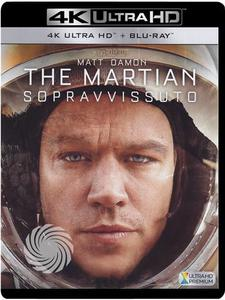 Sopravvissuto - The martian - Blu-Ray  UHD - MediaWorld.it