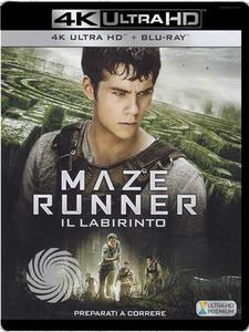 Blu-Ray - Fantascienza Maze runner - Il labirinto - Blu-Ray  UHD su Mediaworld.it