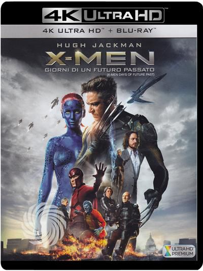 X-Men - Giorni di un futuro passato - Blu-Ray  UHD - thumb - MediaWorld.it