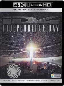 Independence day - Blu-Ray  UHD - MediaWorld.it