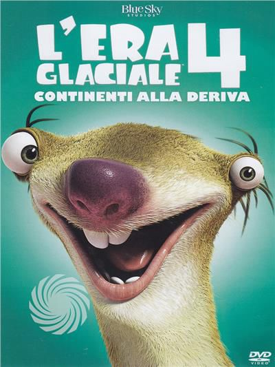 L'era glaciale 4 - Continenti alla deriva - DVD - thumb - MediaWorld.it