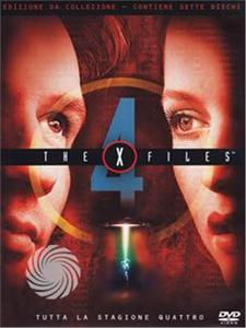 The X Files - Stagione 04 - DVD - thumb - MediaWorld.it