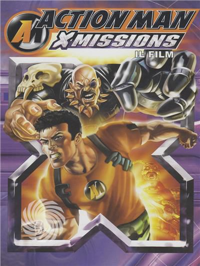 Action Man - Xmissions - Il film - DVD - thumb - MediaWorld.it