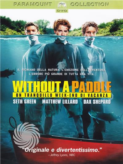 Without a paddle - Un tranquillo week-end di vacanza - DVD - thumb - MediaWorld.it
