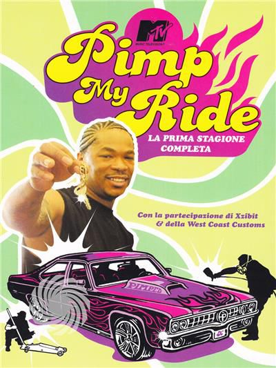 Pimp my ride - DVD - Stagione 1 - thumb - MediaWorld.it