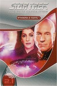 Star Trek - The next generation - DVD - Stagione 2 - thumb - MediaWorld.it