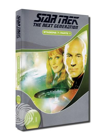 Star Trek - The next generation - DVD - Stagione 7 - thumb - MediaWorld.it