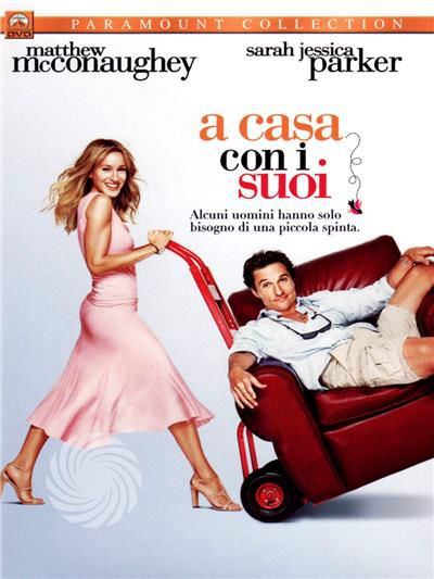 A casa con i suoi - DVD - thumb - MediaWorld.it