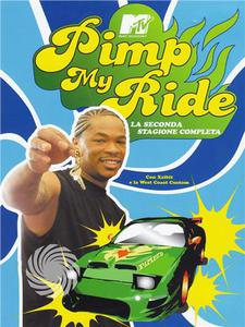 Pimp my ride - DVD - Stagione 2 - thumb - MediaWorld.it