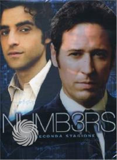 Numbers - DVD - Stagione 2 - thumb - MediaWorld.it