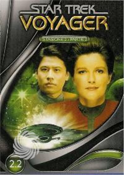 Star Trek Voyager - DVD - Stagione 2 - thumb - MediaWorld.it
