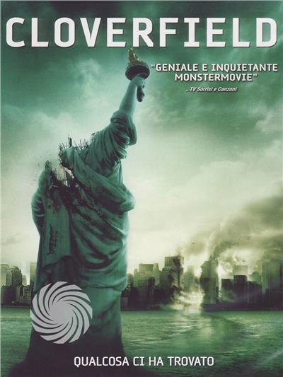 Cloverfield - DVD - thumb - MediaWorld.it