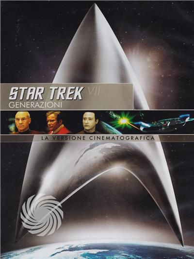 Star Trek 07 - Generazioni - DVD - thumb - MediaWorld.it