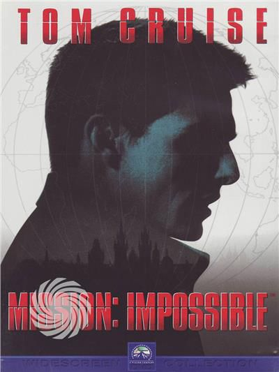 Mission: impossible - DVD - thumb - MediaWorld.it